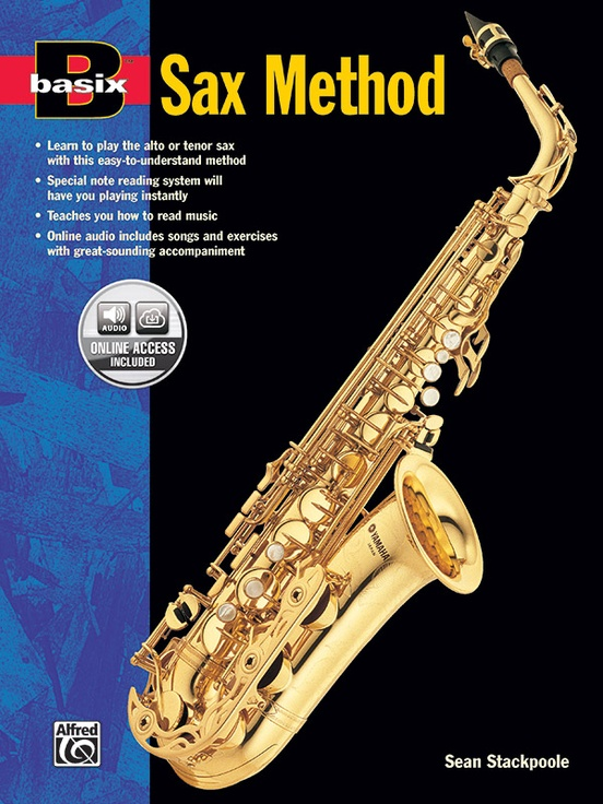 Basix®: Sax Method (Alto or Tenor)