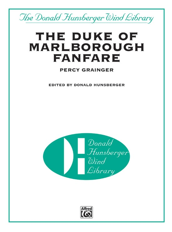The Duke of Marlborough Fanfare