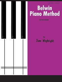 Belwin Piano Method, Book 4