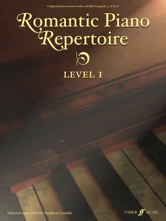 Romantic Piano Repertoire, Level 1