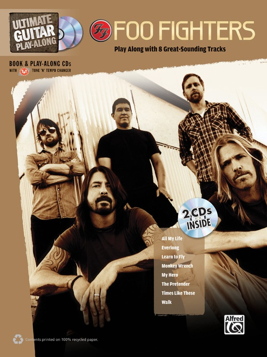 Ultimate Guitar Play-Along: Foo Fighters