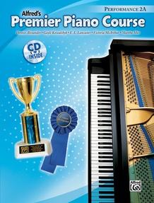 Premier Piano Course, Performance 2A