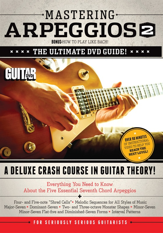 Guitar World: Mastering Arpeggios 2