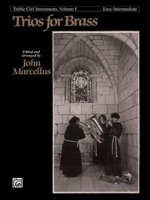 Trios for Brass, Volume I