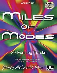 Jamey Aebersold Jazz, Volume 116: Miles of Modes
