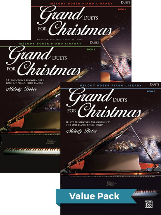 Grand Duets for Christmas 1-3 (Value Pack)