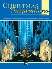 Christmas Inspirations, Book 1