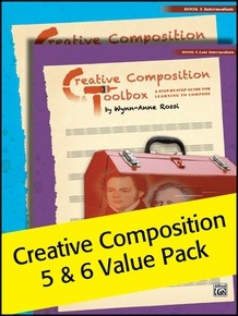 Creative Composition Toolbox Book 5-6 2012 (Value Pack)