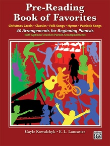 Pre-Reading Book of Favorites