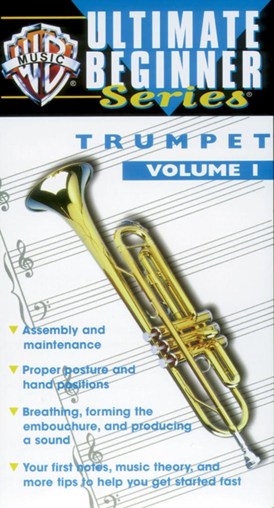 Ultimate Beginner Series: Trumpet, Volume I