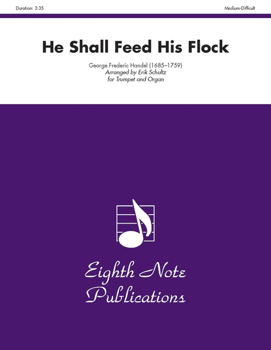 He Shall Feed His Flock (from Messiah)
