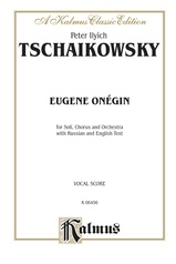 Eugene Onegin, Opus 24 and Iolanthe, Opus 69