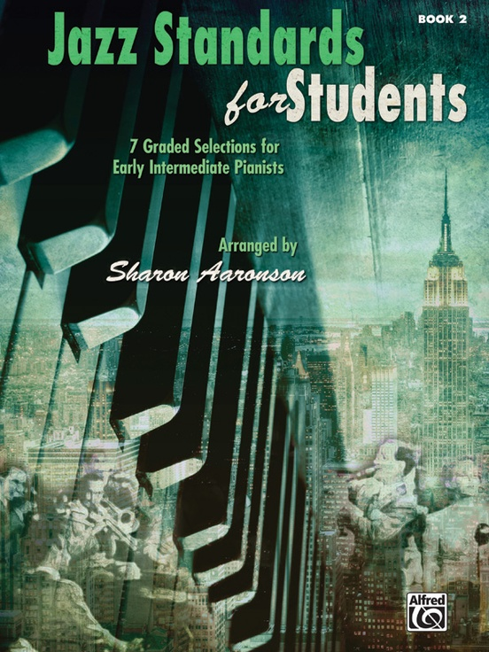 Jazz Standards for Students, Book 2