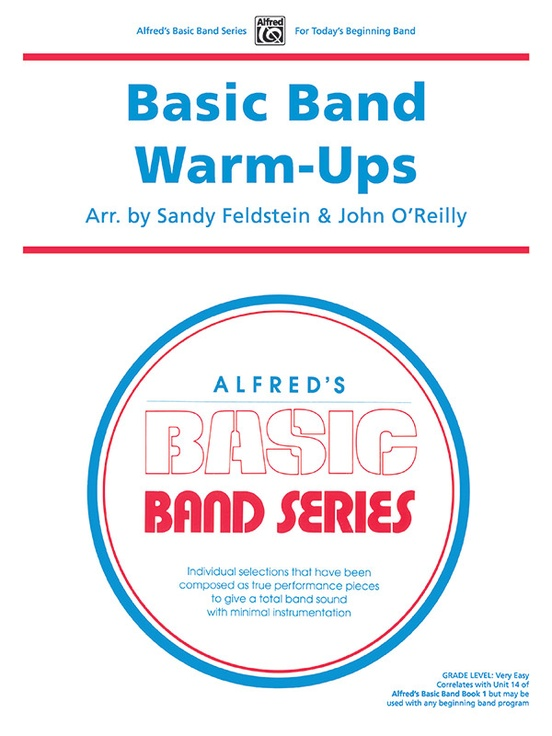 Basic Band Warm-ups