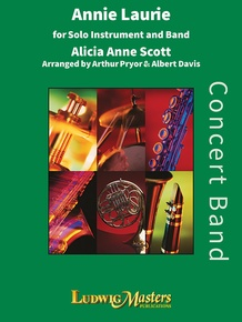 Annie Laurie for Solo Instrument and Band