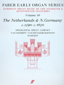 Faber Early Organ Series, Volume 10