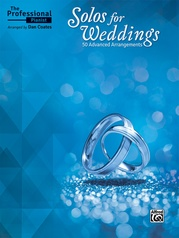 The Professional Pianist: Solos for Weddings