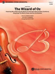 The Wizard of Oz, Suite from