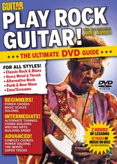 Guitar World: Play Rock Guitar!