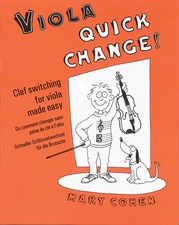 Quick Change! for Viola