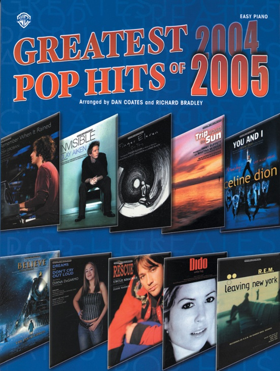 Greatest Pop Hits of 2004-2005
