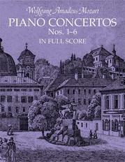Piano Concertos Nos. 1-6