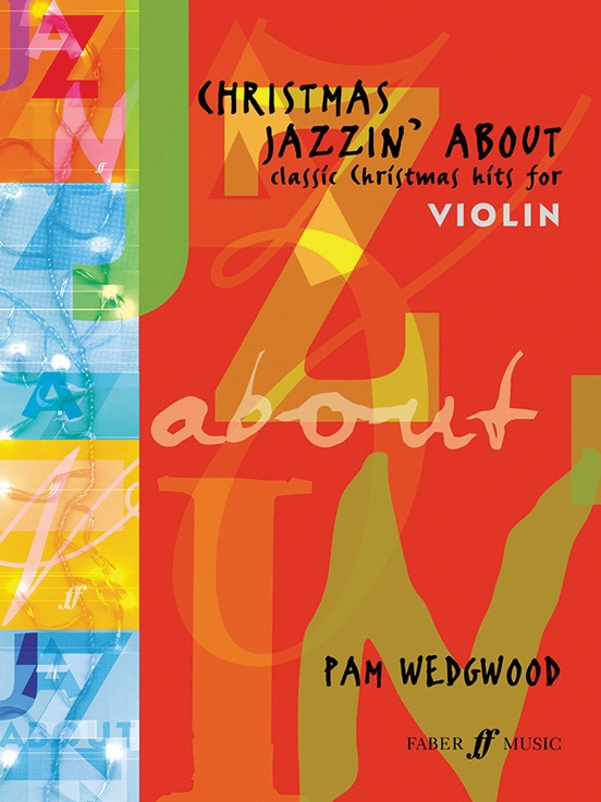 Christmas Jazzin' About for Violin