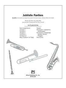 Jubilate Fanfare