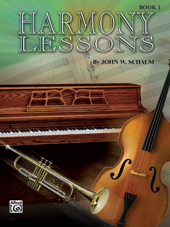 Harmony Lessons, Book 1 (Note Speller 3)