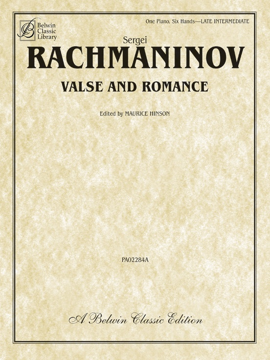 Valse and Romance