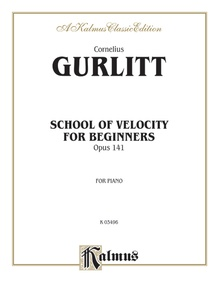 School of Velocity for Beginners, Opus 141