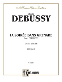Soiree en Grenade (from <I>Estampes</I>)