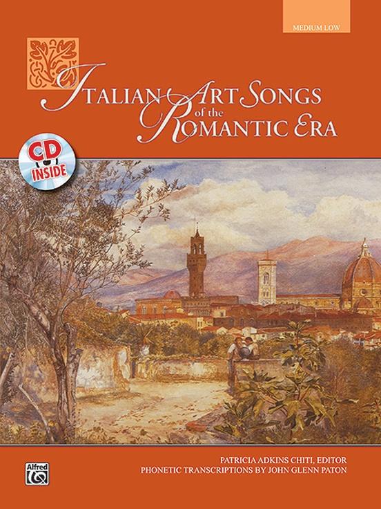Italian Art Songs of the Romantic Era