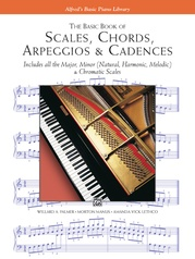 The Basic Book of Scales, Chords, Arpeggios & Cadences