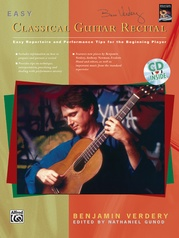 Easy Classical Guitar Recital