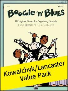 Boogie 'n' Blues 1-2 (Value Pack)