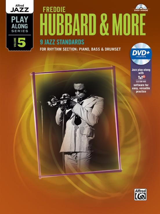 フレディ・ハバード曲集(ドラムセット)【Freddie Hubbard & More】