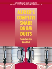 Alfred's Complete Snare Drum Duets