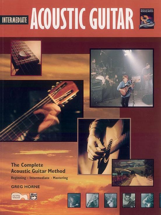 The Complete Acoustic Guitar Method: Intermediate Acoustic Guitar