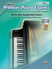 Premier Piano Express, Book 2