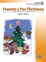 Famous & Fun Christmas, Book 3