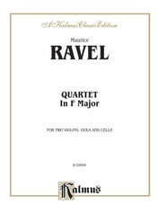String Quartet in F Major