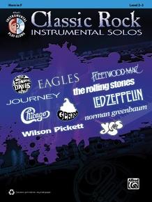 Classic Rock Instrumental Solos