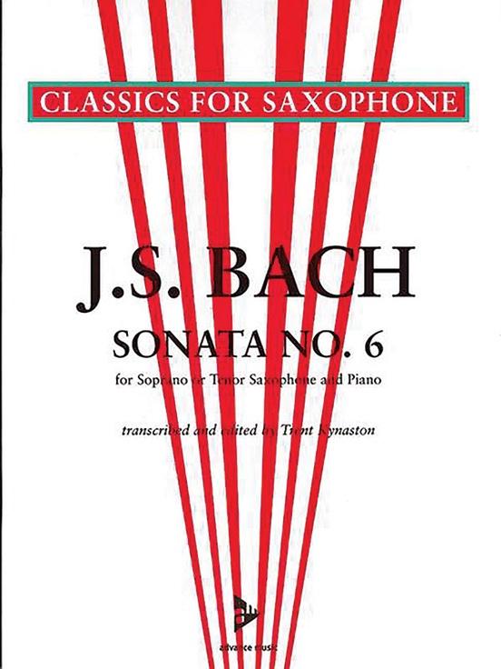 Sonata No. 6 A Major BWV 1035