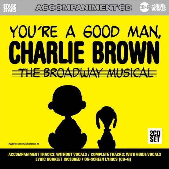 You're a Good Man Charlie Brown: Songs from the Broadway Musical