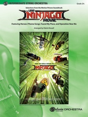 The LEGO® Ninjago® Movie™: Selections from the Motion Picture Soundtrack