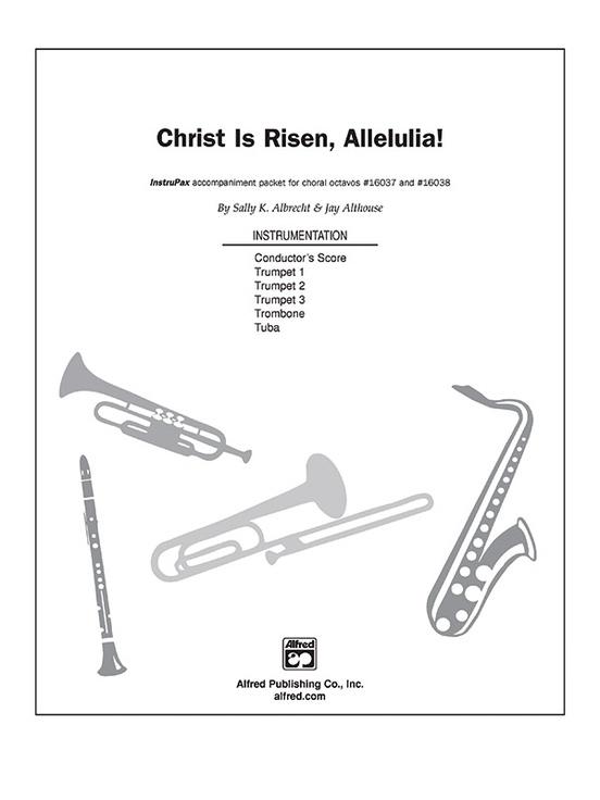 Christ Is Risen, Alleluia!