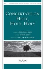 Concertato on Holy, Holy, Holy