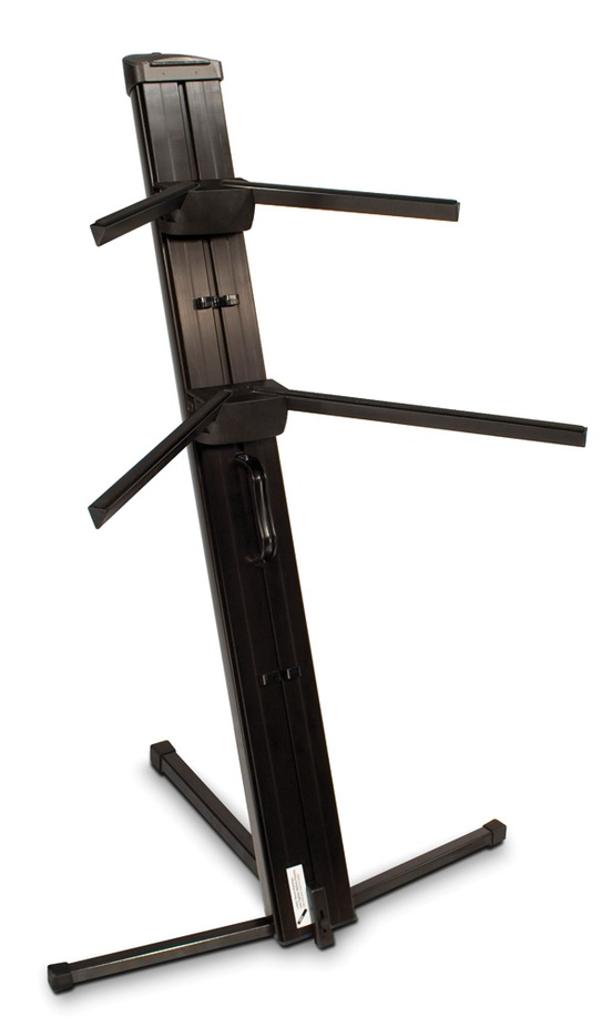 Ultimate Support APEX AX-48 Pro Keyboard Stand (Black)
