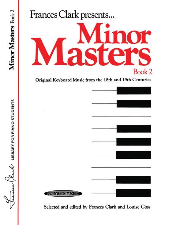 Minor Masters, Book 2